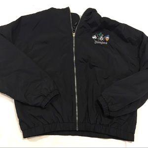 Vtg Disneyland Spell-out Full-Zip Jacket